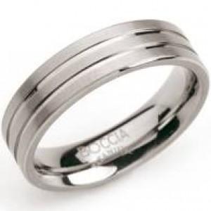Boccia titanium ring mat/poli  model 0101-02 - 206712