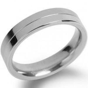 Boccia titanium ring mat/poli model 0129-01 - 203199