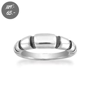 Rabinovich ring zilver geoxydeerd - 205193