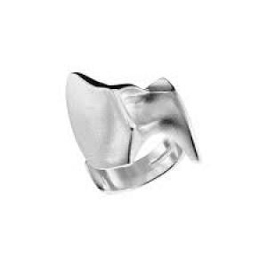 """Zilveren Lapponia ring """" Pegasus """" 650058 ontworpen door Bjorn Weckstrom - 211671"""