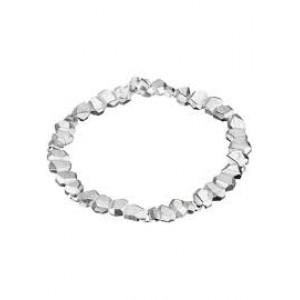 Zilveren Lapponia armband Frozen Amethyst - 204188
