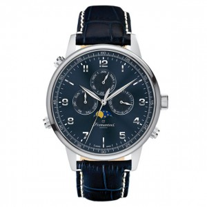 """Fromanteel """" Globetrotter Moonphase Blue"""" - 211834"""