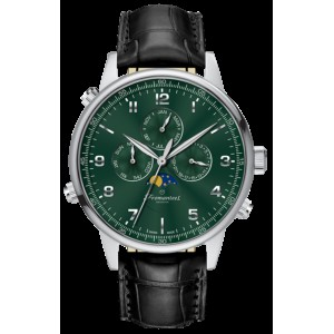 """Fromanteel """" Globetrotter Moonphase Green """" - 212505"""