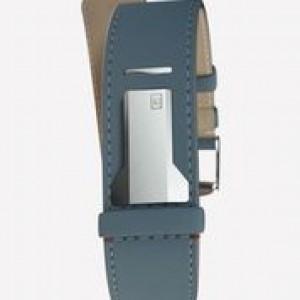 "Klokers lederen horlogeband "" Bleu Jean "" - 212999"