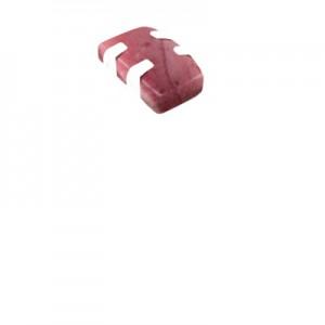 """een bronzen design Equiv ring model """" Stone-Edge """" voorzien van een Rhodoniet - 208310"""