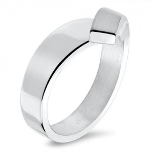 NOL handgesmede zilveren ring, model AG02129.10 - 303951