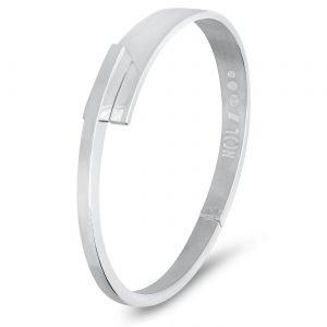 NOL handgesmede zilveren armband handgesmeed gepolijst, model AG81227.10 - 33333
